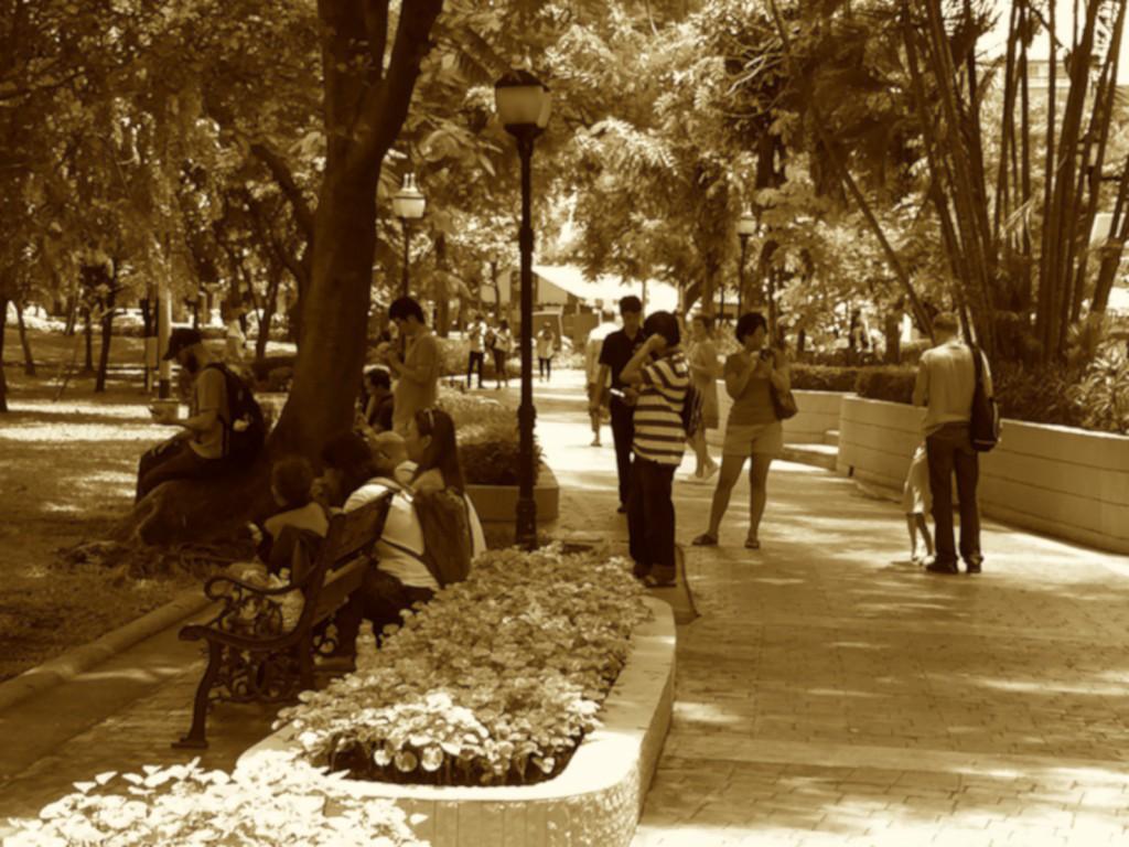ベンジャシリ公園