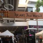 【K-village】Heart Thai Marketに行ってきました。