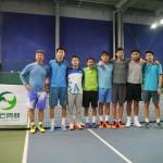 北京での練習