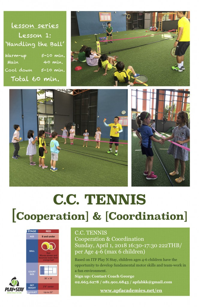 CC tennis edit