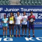 ITF Junior G5 優勝