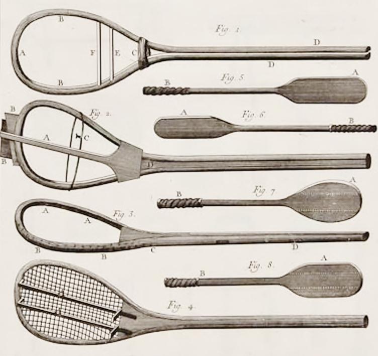 Jeu_de_paume_racquets_and_battoirs,_1772