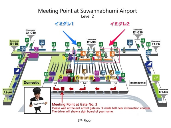 AirportMapMettingPoint