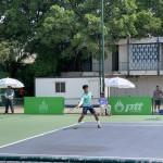 【バンコクでテニスの試合観戦】