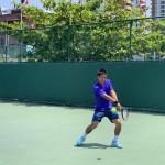 【関口周一選手】ITF world tour Bangkok 1Rの結果