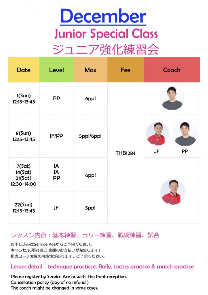 APF 強化練習会 December 2019