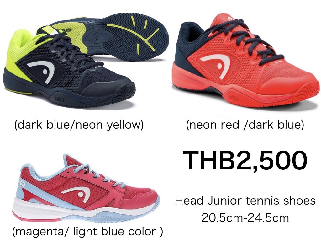 Head tennis shoes.002