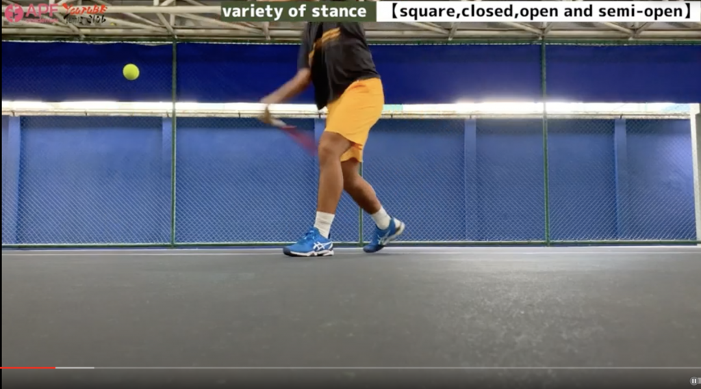tennis-stance-closed